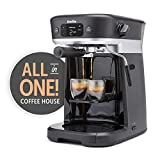 Breville All-in-One Coffee House, Espresso, Filter and Pods...