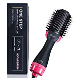 Charminer Hot Air Brush One-Step 4 in 1 Hair Dryer & Volumizer...