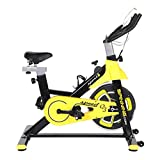 Queiting Spinning Indoor Exercise Bike Indoor Sports Training...