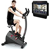 Sportstech Exercise Bike ESX500 with smartphone app control +...