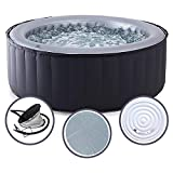 MSPA Silver Cloud 2019 Edition Portable Inflatable Quick Heating...