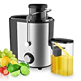 Juicer, Bagotte Juicers Whole Fruit and Vegetable Easy Clean,...