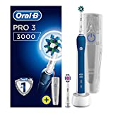 Oral-B Pro 3 3000 CrossAction Electric Rechargeable Toothbrush...