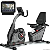 Sportstech Recumbent Exercise Bike ES600 With Integrated...