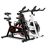 JLL IC300 Indoor Exercise Bike 2019, Cardio Workout, 18kg...