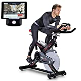 Sportstech professional Indoor Cycle SX400 with smartphone app...