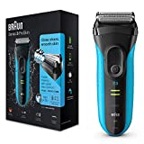 Braun Series 3 ProSkin 3040s Electric Shaver, Wet and Dry...