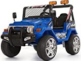KIDS 12V RAPTOR ELECTRIC RIDE ON CAR 4X4 JEEP | 2-SEATER | REMOTE...
