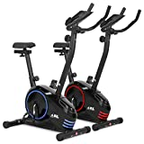 JLL Home Premium Exercise Bike JF150, 2019 New Version Magnetic...