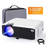 Projector APEMAN Mini Videoprojector Portable 4500 Lumens...