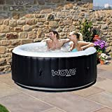 WAVE Spas Atlantic Inflatable Hot Tub, A Portable Inflatable...