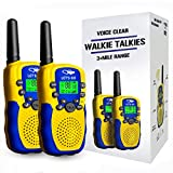 Tisy Long Range Walkie Talkies for Kids - Best Gifts PMR446MHz 8...