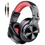 OneOdio DJ Headphones, Over Ear Headphones for Studio Monitoring...