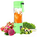 Portable USB Chargeable Household Fruit Vegetable Juicer Cup...