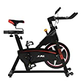 JLL IC300 PRO Indoor Cycling Exercise Bike, Direct Belt Driven...