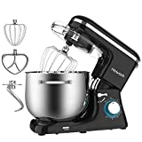 HOWORK Stand Mixer, 8L Bowl 1500W Food Mixer, Multi Functional...