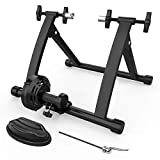 TORACK Bike Trainer Stand for Indoor Exercise with Noise...