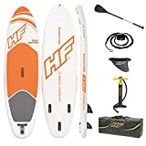Bestway Hydro-Force Inflatable SUP, Aqua Journey Stand Up Paddle...