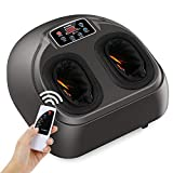 Shiatsu Foot Massager Machine, Arealer Deep Kneading Massager...