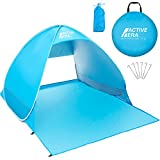 Active Era® Pop Up Beach Tent - Rated UPF 50+ for UV Sun...