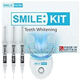 Teeth Whitening Kit - Teeth Whitener Formulated by Professional...