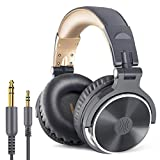 OneOdio Over Ear Headphone Studio Wired Bass Headsets with 50mm...