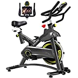Cyclace Exercise Bike Stationary 330 Lbs Weight Capacity- Indoor...