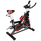 naspaluro Exercise Bikes, Stationary Infinite Resistance Spin...
