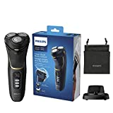 Philips Shaver Series 3000 Dry and Wet Electric Shaver (Model...