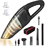 OZOY Cordless Handheld Vacuum Cleaner, 8000PA Strong Suction,120W...