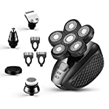 Electric Shaver Men 5 in 1 Multifunctional Electric Razors for...