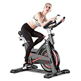 CANMALCHI Indoor Exercise Bike Spinning Bike For Home/Gym...