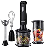 Russell Hobbs 24702 Desire 3 in 1 Hand Blender with Electric...
