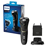 Philips New Series 3000 Wet or Dry Men's Electric Shaver with a...