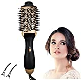 Hot Air Brush for Fast Drying, Hair Dryer and Styler for Salon...