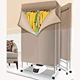 Innotic 3-Tier 1200W Heated Clothes Dryer Electric Portable...