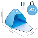 Bfull Pop Up Beach Tent Outdoor Tent Child Play Tent Automatic...
