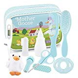MOTHER GOOSE Baby Grooming Set with pacifying FINGER PUPPET...