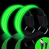 Alintor LED Armband - Running Lights for Runners, Running Gifts...