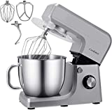 Cookmii Stand Mixer, 1800W Professional Food Mixer with 6,5L...