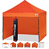 ABCCANOPY Patio 3x3 Gazebo Fully Waterproof Heavy Duty Pop Up...