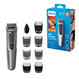 Philips 9-in-1 All-In-One Trimmer, Series 3000 Grooming Kit for...