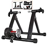 LUCKFY Magnetic Bicycle Trainer Bike Trainer Stand Magnetic...