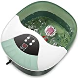 Foot Spa and Massager, Turejo Foot Spa for Home Use, Home Spa...