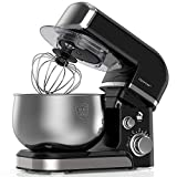 LILPARTNER Professional Stand Mixer, 6-Speed Kitchen Electric...