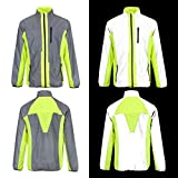 BTR Outdoor Sports Jacket for Cycling & Running. Coloured and...