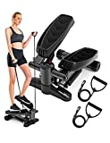 Steppers for Exercise, Steppers Mini Stepper Machine Exercise...