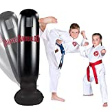 JanTeelGO Punch Bag for Kids, Inflatable Boxing Bag,...
