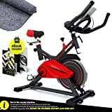 Sportstech professional Indoor Exercise Bike SX100 with 13KG...