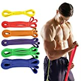 Lushforest Heavy Duty Resistance Bands Loop Exercise Sport...